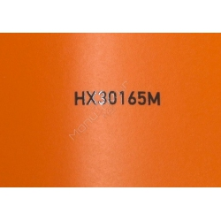 Wrappingfolie matt orange - Hexis HX30000