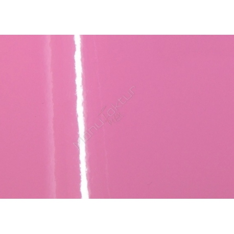Wrappingfolie glanz Hot Pink - 3M