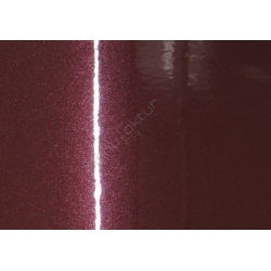 Wrappingfolie glanz metallic red brown - ORACAL 970RA