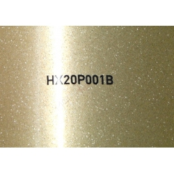 Wrappingfolie glanz metallic gold - Hexis HX20000